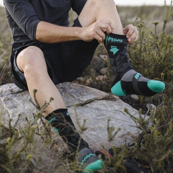 Conquest Trail Running Socks