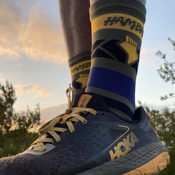 KAROO VELD TRAIL RUNNING SOCKS 2