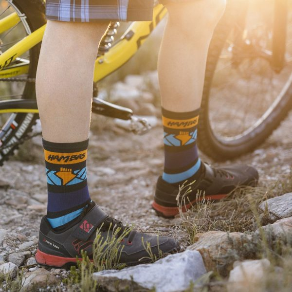 STORMS CLIFF CYCLING SOCKS